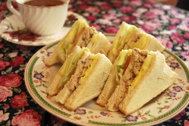 Dolce Amore: 15% Off Afternoon Tea and More for Two  at Dolce Amore