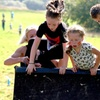 Obstacle Course Run for Children