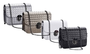 Petit sac bandoulière chaîne