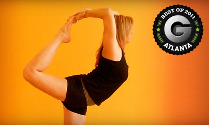 Red Hot Yoga - Lindbergh - Morosgo: 10 or 20 Classes at Red Hot Yoga (Up to 70% Off)