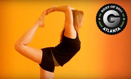10 Yoga Classes (a $110 value) - Red Hot Yoga in Atlanta