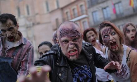 Entrada para 2 o 3 personas a Survival Zombie o Lovecraft World del 3 de diciembre al 25 de febrero desde 5 €