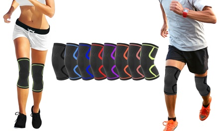 DCF Knee Compression Sleeve Support (1 Pair)