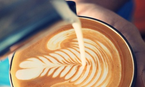 Steamship Coffee & Tea: $13 for $20 Worth of Artisan Coffee, Tea, or Victuals at Steamship Coffee & Tea