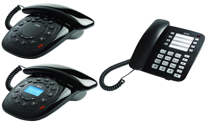 Telefoni AEG per casa e ufficio | Groupon Goods