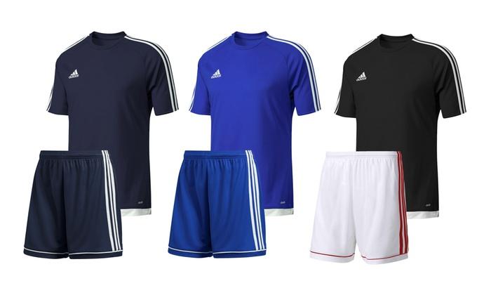 a basso prezzo 62e9b 21ef9 Fino a 39% su T-shirt e pantaloncini Adidas | Groupon