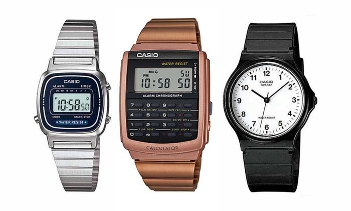 50ad58dfa66 Casio Standard Watch
