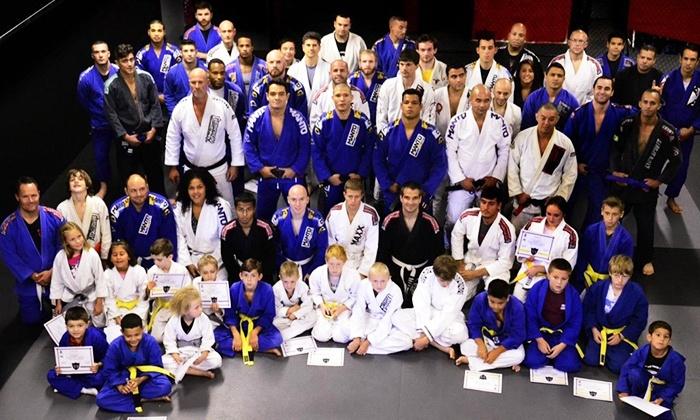 Fenix Brazilian Jiu-Jitsu Team - Fenix Brazilian Jiu-Jitsu - Woburn: Martial-Arts or Fitness Classes from Fenix Brazilian Jiu-Jitsu Team (61% Off)