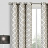 "Wexley Home Triple-Layered 72""x84"" Grommet Window Panel Pair (2-Pc)"