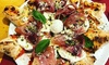 Menu pizza tradizionale o gourmet