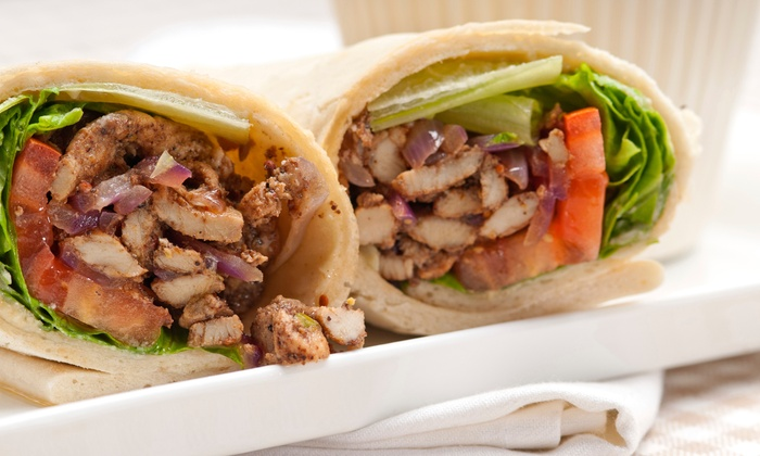 Zorba the Greek - Thornhill: Greek Food for Dinner at Zorba the Greek (40% Off)