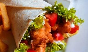 Western Chicken: Chrupiący kurczak i więcej: 21 zł za groupon wart 30 zł na całe menu i więcej opcji w Western Chicken – 2 miasta (-30%)