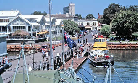 River Cruise to Williamstown: Child $12, Adult $23 or Family $55 with Melbourne River Cruises Up to $85 Value