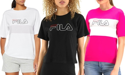 Camiseta Fila para mujer