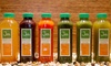 NutriCare Wellness Center  - IN-STORE PICKUP: Two- or Three-Day Juice Cleanse at NutriCare Wellness Center