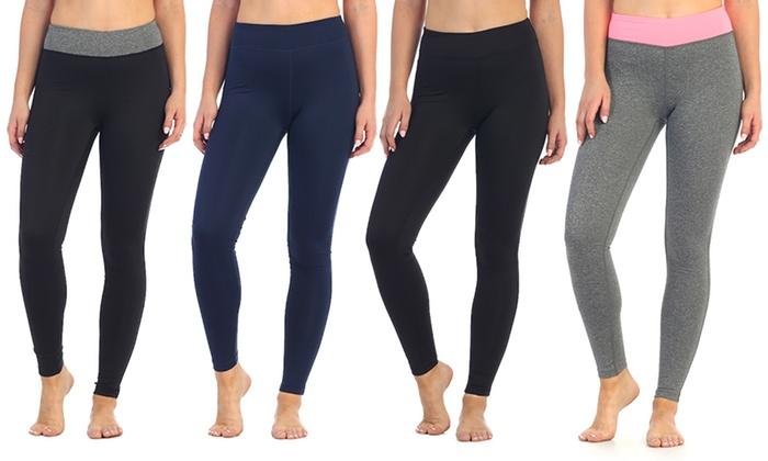 Women's Active Compression Leggings