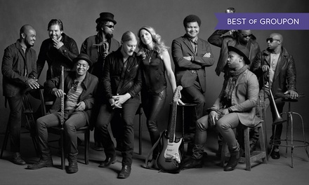 Tedeschi Trucks Band at Meadow Brook Music Festival on June 23 at 6:30 p.m. (Up to 51% Off)