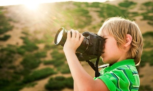 Nozomi Live Photography Workshops: $149 for One-Week Kids' Art Camp from Nozomi Live Photography Workshops ($200 Value)