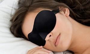 1 ou 2 masques de sommeil 3D