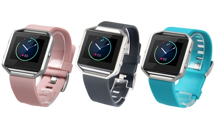 Silicone Replacement Band for Fitbit Blaze