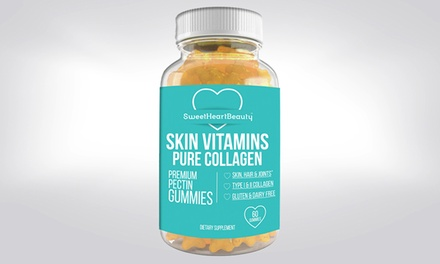 Pure Collagen Vitamin Gummies (60-Count)