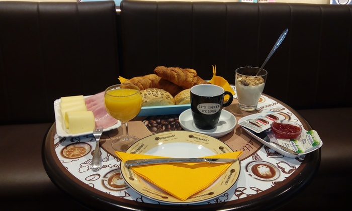 Broodjeszaak Martens - Gent: Heerlijk ontbijt vanaf € 19,99 bij Broodjeszaak Martens in hartje Gent
