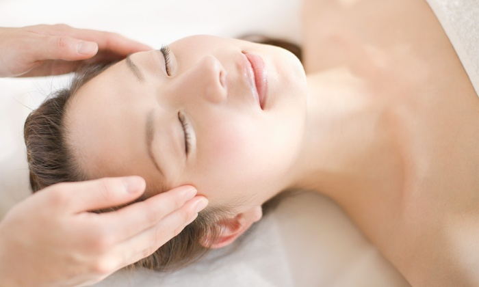 Massage, Ansigtsbehandling, Sauna Pakke - Massage Grøn Spa Groupon-4689