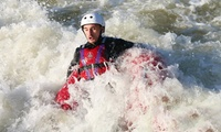 White Water Tubing Session for Two or Four at National Water Sports Centre (Up to 51% Off)