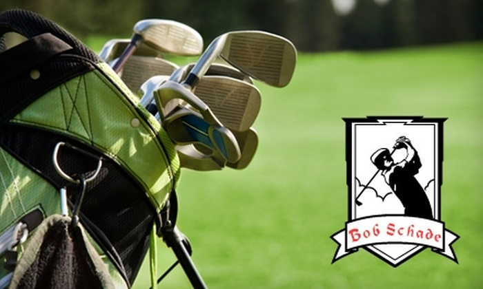 Bob Schade Golf Instruction - Lakeland: $30 For a One-Hour Private Golf Lesson from Bob Schade Golf Instruction