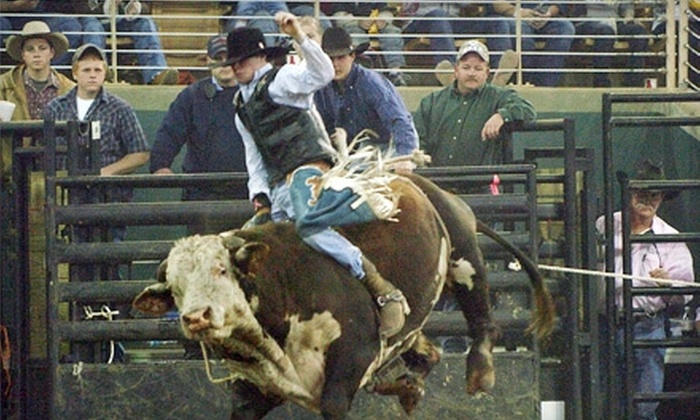 Silver Spurs Rodeo - Kissimmee: $15 for Two Tickets to Silver Spurs Rodeo ($30 Value). Choose from Two Dates.