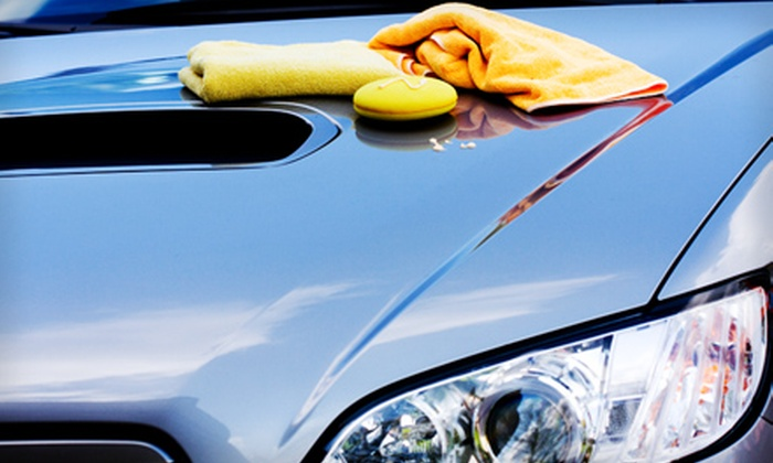 Cartique Carwash - Roswell: Gold Wash Package or Gold Wash Plus Package at Cartique Carwash in Roswell (Up to 68% Off