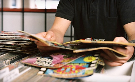 $20 Groupon to NewCastle Comics & Games - NewCastle Comics & Games in Maryland Heights