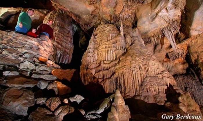 Cumberland Caverns - 8: $9 for Scenic Walking Tour (Up to $18 Value) or $12 for a Spelunk-Tacular Saturday Adventure ($25 Value) at Cumberland Caverns in McMinnville