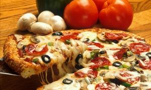 Trattoria Pizzeria ''Da Checco'': Menu pizza classica o speciale con antipasto, birra e dolce per 2 o 4 persone da Trattoria Pizzeria ''Da Checco''