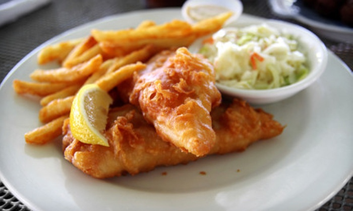 Richie's Restaurant - Naples: $20 for $40 Worth of Diner Fare for Dinner at Richie's Restaurant