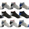 Men's Assorted Low-Cut Athletic Socks (30-Pack)