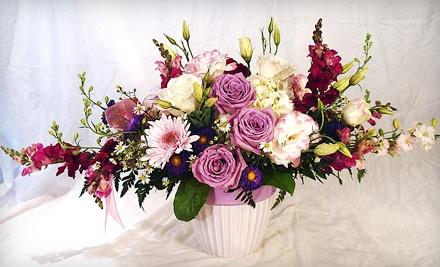 $50 Groupon for Nursery and Floral Arrangements - De La Flor Gardens in Cooper City