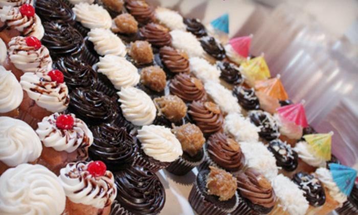 Sweet Indulgence - Grapevine: $12 for One Dozen Cupcakes at Sweet Indulgence Bakery in Grapevine ($26 Value)