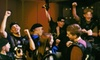 Panther Family Laser Tag, Ultrazone Laser Tag, and Gearworks Laser Tag - Multiple Locations: $10 for a Three-Game Pass to Ultrazone, Panther, or Gearworks Laser Tag ($19.95 Value)