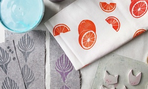Learn The Art Of Block Printing From A Professional Designer