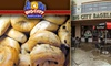 BCB Company - Midtown: $6 for a Baker's Dozen of Bagels and Cream Cheese at Big City Bagels & Deli ($12.49 Value)