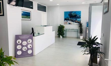 Infiltración de toxina botulínica en zona a elegir y revisión desde 119 € en Clínica Visalia