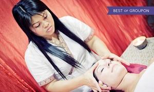 Thai Smile - Kraków: Wybrany 60-minutowy masaż tajski od 79,99 zł w Thai Smile (do -50%)