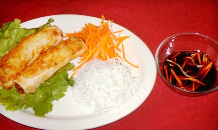 Le Soleil Restaurant - North Lamar: $10 for $20 Worth of Vietnamese Cuisine at Le Soleil Restaurant
