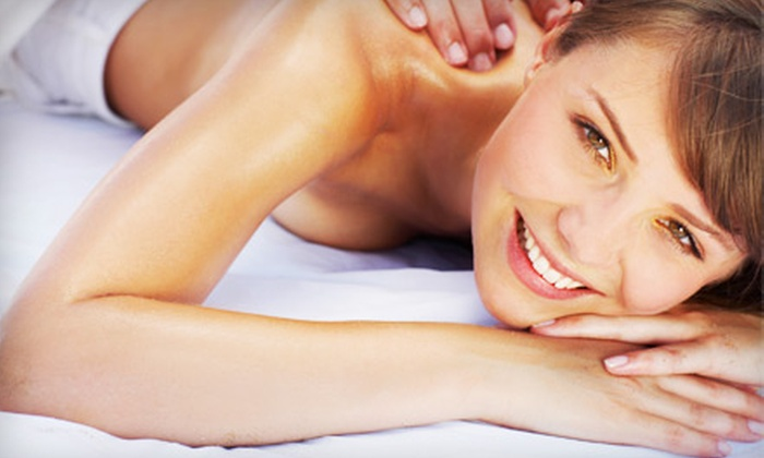 Because Massage Matters - Castlegate: 30-, 60-, or 90-Minute Swedish or Deep-Tissue Massage at Because Massage Matters (Up to Half Off)