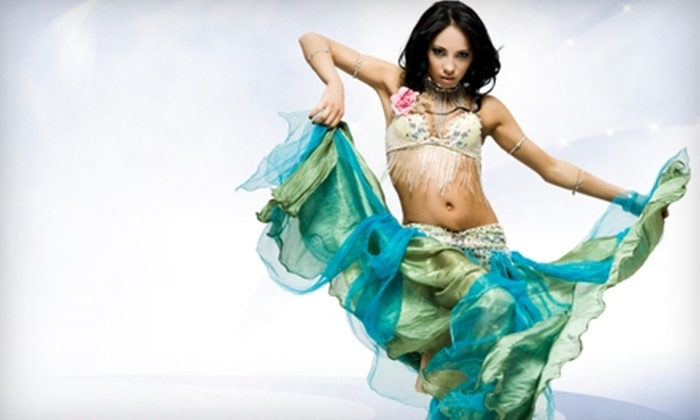 Maya's Oasis - Ravenwood-somerset: $35 for a Six-Week Belly-Dancing Course from Maya Zahira at Maya's Oasis