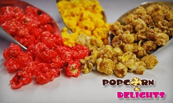 Popcorn Delights - Hendersonville: $10 for $20 Worth of Gourmet Treats at Popcorn Delights