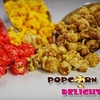 $10 for Treats at Popcorn Delights