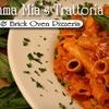 Half Off at Mamma Mia's Trattoria