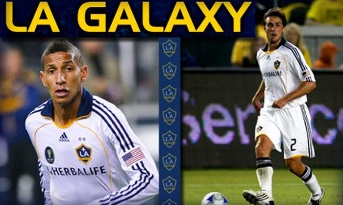 AEG - LA Galaxy - Carson: $22 for a Corner Stadium Seat at Any Regular-Season LA Galaxy Game ($50 Value)